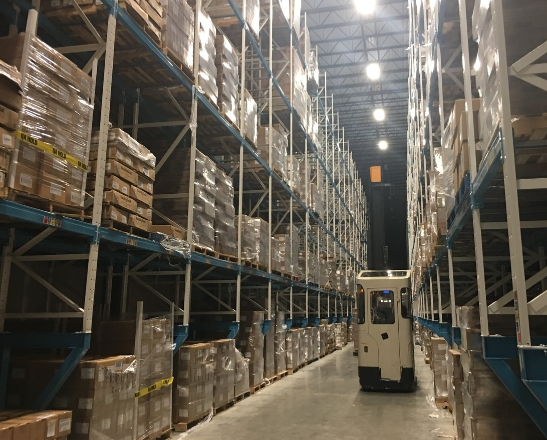 Business hot at Win Chill refrigerated warehouse - Legacy