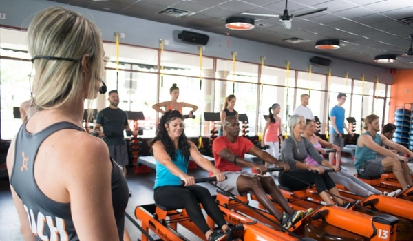 Orange Theory Workout