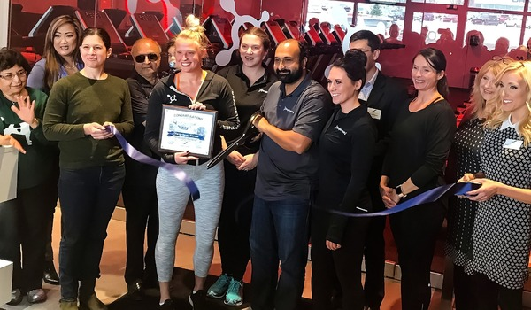 Orangetheory Ribbon Cutting