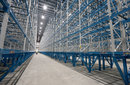 Winchill Cold Storage Facility Interior